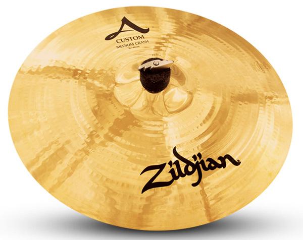 Zildjian/A.Custom 《ジルジャン》 Medium Crash 16