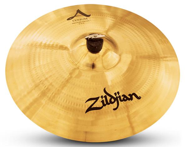 Zildjian/A.Custom 《ジルジャン》 Medium Crash 18