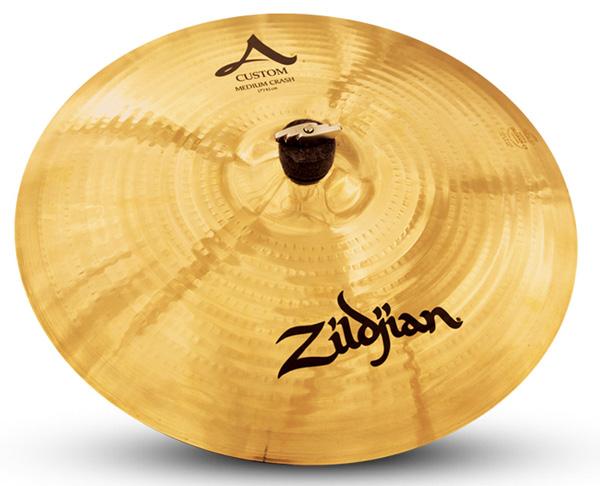 Zildjian/A.Custom 《ジルジャン》 Medium Crash 17