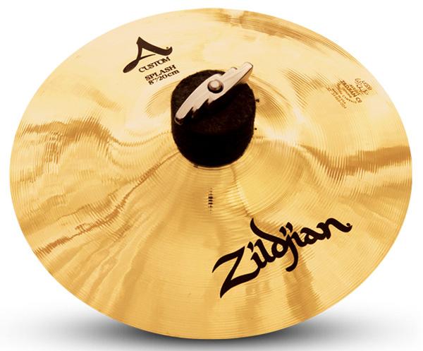Zildjian/A.Custom 《ジルジャン》 Splash 8