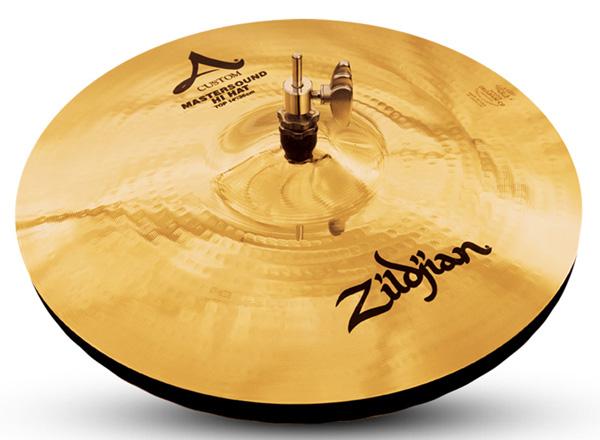 Zildjian/A.Custom 《ジルジャン》 Master Sound Hi Hat 14pr【2枚セット】