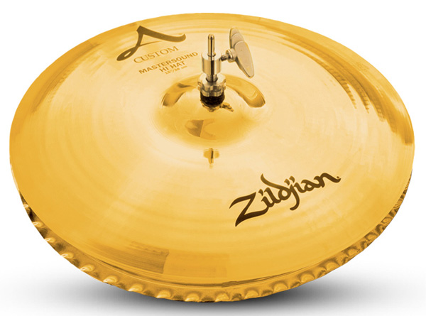 Zildjian/A.Custom 《ジルジャン》 Master Sound Hi Hat 15pr【2枚セット】