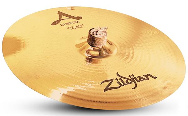 Zildjian/A.Custom 《ジルジャン》 Fast Crash 16