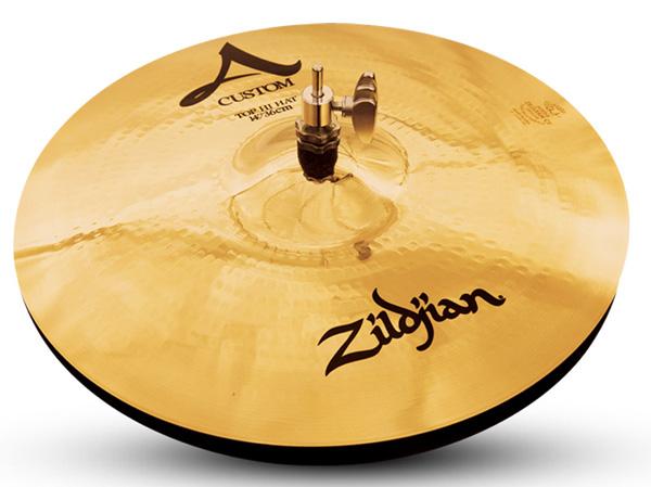 Zildjian/A.Custom 《ジルジャン》 Hi Hat 14pr【2枚セット】
