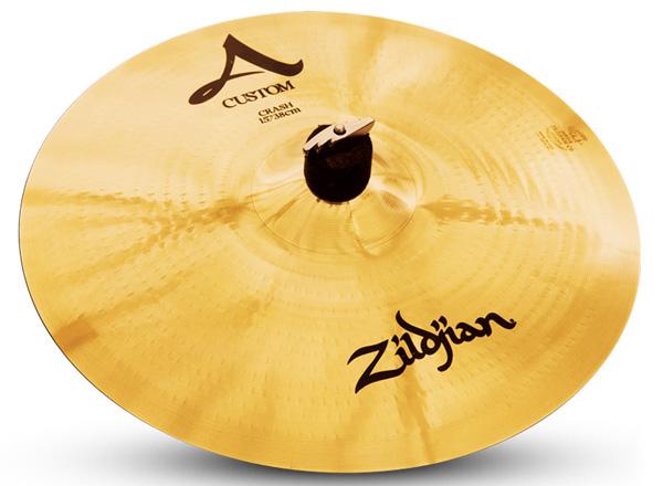 Zildjian/A.Custom 《ジルジャン》 Crash 15