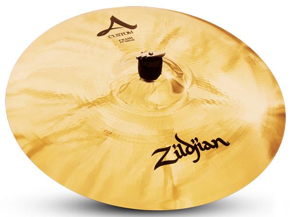 Zildjian/A.Custom 《ジルジャン》 Crash 19【数量限定ジルジャンシンバル大特価!】