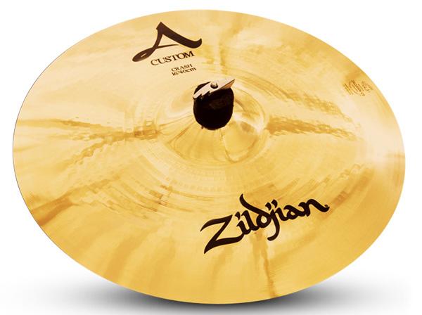 Zildjian/A.Custom 《ジルジャン》 Crash 16