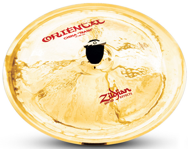 Zildjian/FX 《ジルジャン》 Oriental China Trash 16