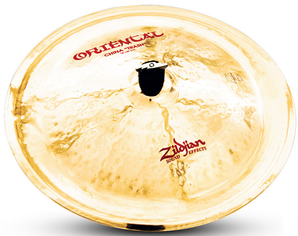 Zildjian/FX 《ジルジャン》 Oriental China Trash 18