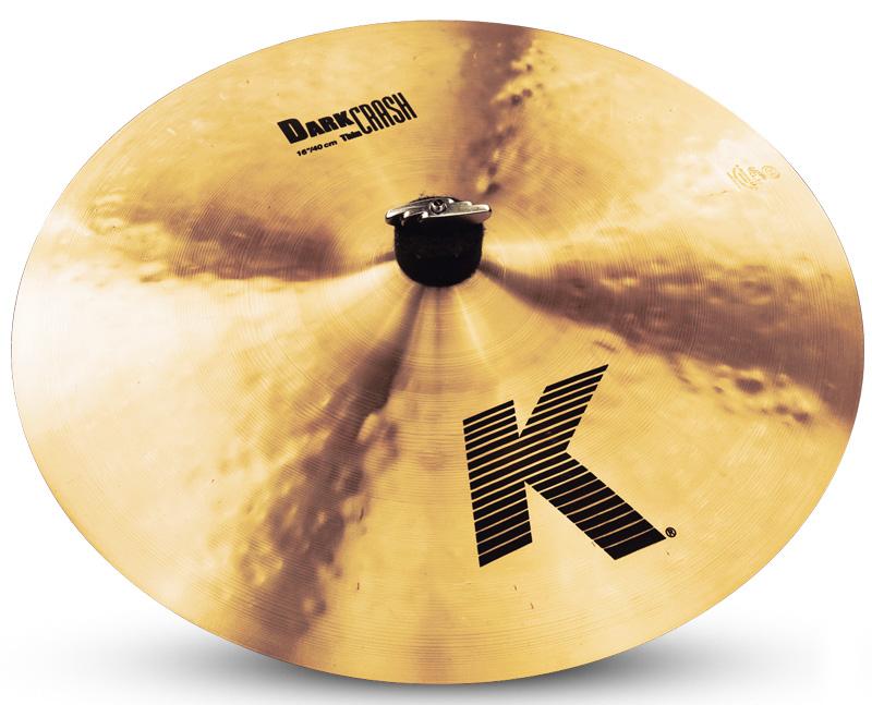 Zildjian/K.Zildjian 《ジルジャン》 Dark Crash Thin 16【数量限定ジルジャンシンバル大特価!】