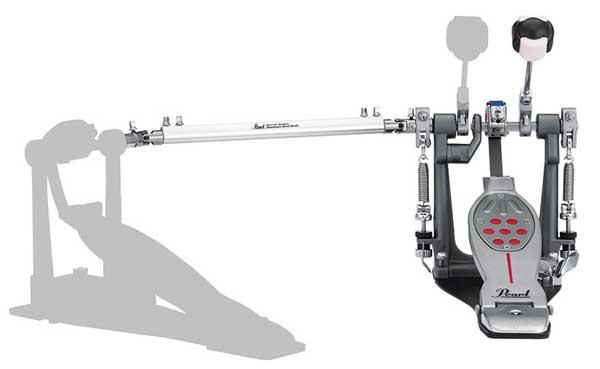 Pearl 《パール》 P-2051B [ELIMINATOR REDLINE =Belt Drive Action= / DOUBLE PEDAL] 【ツインペダル本体】