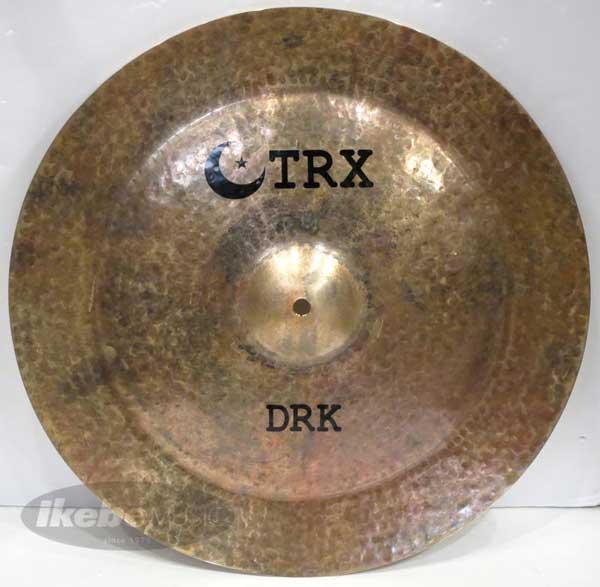 TRX Cymbals《ティーアールエックス》 DRK China 18