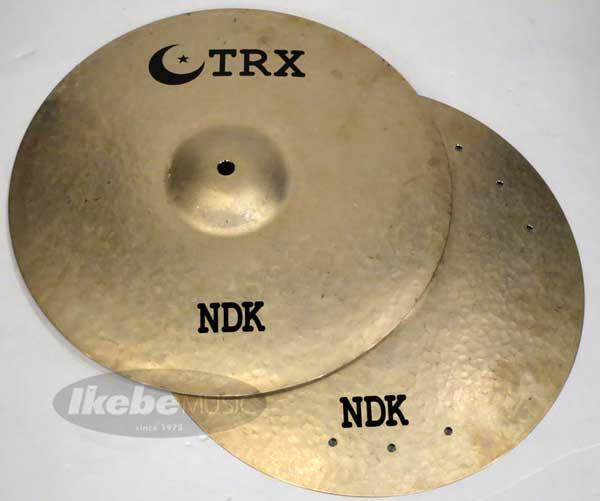 TRX Cymbals《ティーアールエックス》 NDK Hihat 14