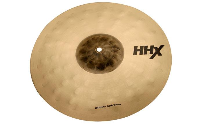SABIAN 《セイビアン》 HHX-16XC [HHX X-treme Crash 16