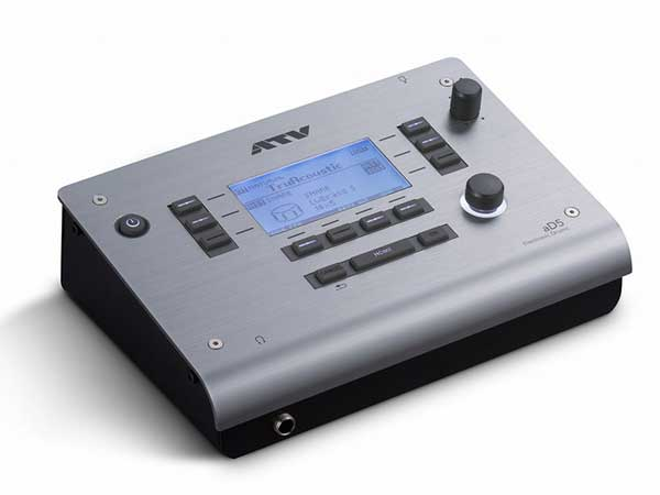 ATV 《エーティーブイ》 aD5 [Electronic Drums]【お取り寄せ品】