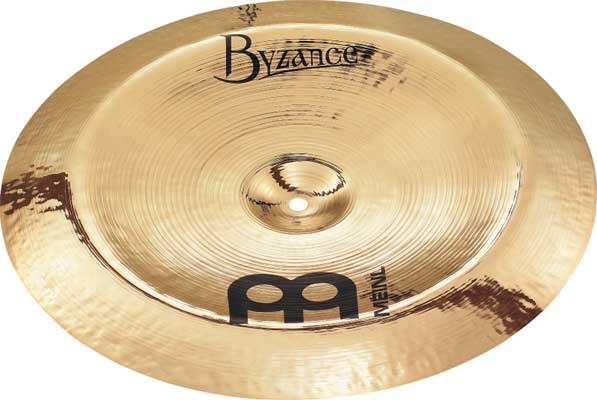 MEINL 《マイネル》 B16CH-B  [Byzance Brilliant / China]