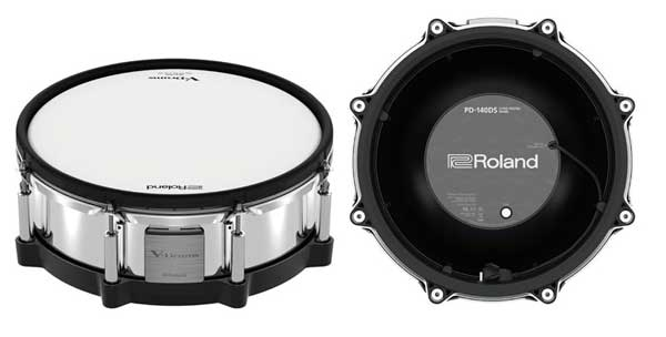 Roland 《ローランド》 PD-140DS [V-Pad Digital Snare]【oskpu】