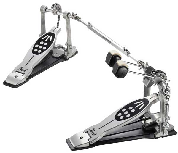Pearl 《パール》 P-922 [Powersifter Redline Style Drum Pedal / Twin]