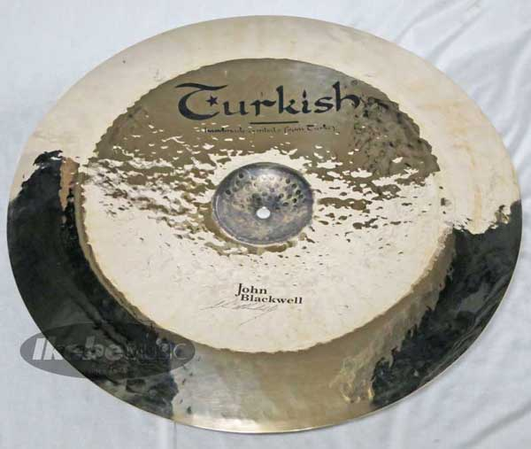 Turkish 《ターキッシュ》 TU-JB20CH | John Blackwell Signature Series China 20