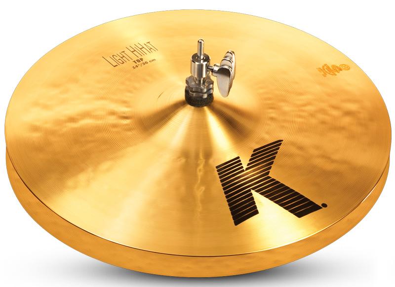 Zildjian/K.Zildjian 《ジルジャン》 Light Hihat 14 pr【2枚セット】