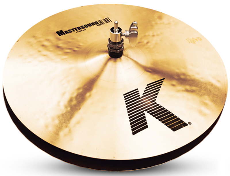 Zildjian/K.Zildjian 《ジルジャン》 Master Sound Hi Hat 14pr【2枚セット】