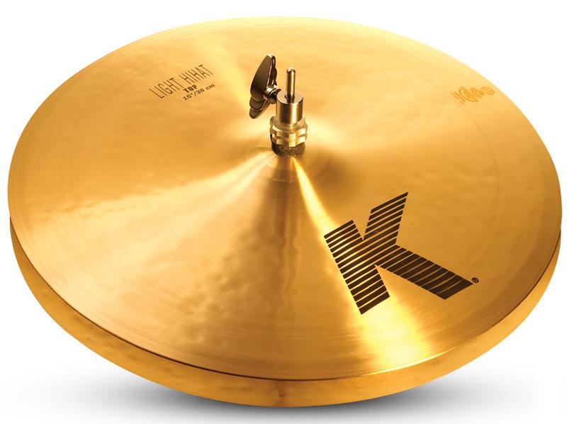 Zildjian/K.Zildjian 《ジルジャン》 Light HiHat 15 pr【2枚セット】