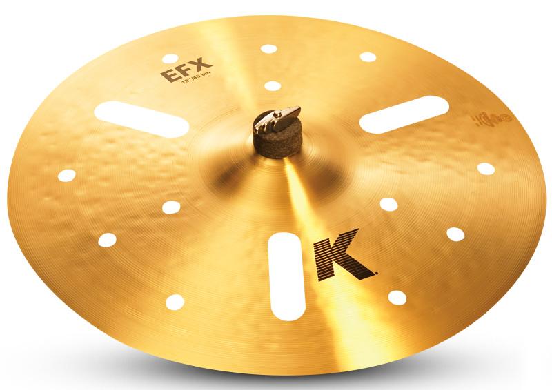 Zildjian/K.Zildjian 《ジルジャン》 EFX 16【数量限定ジルジャンシンバル大特価!】