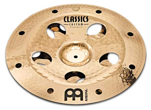 MEINL 《マイネル》 AC-SUPER [Artist Concept Model Thomas Lang - Super-Stack 18