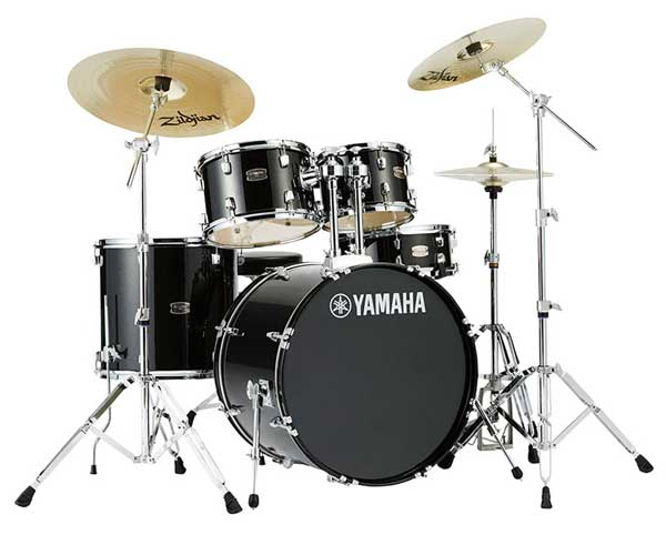 YAMAHA 《ヤマハ》 RDP2F5 + 《ヤマハ》 HW680W + (RYDEEN) DS550U + Zildjian Zildjian Planet Z Box set [ライディーン (RYDEEN)/ 22
