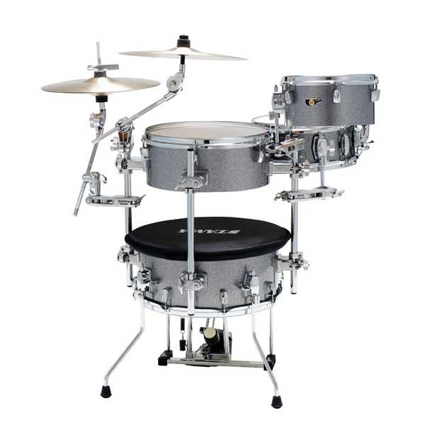 TAMA《タマ》 CJB46C-GXS [Cocktail-JAM Series / Cocktail-JAM Drum set] 【台数限定!ドラムスローン&スティック・サービス!】