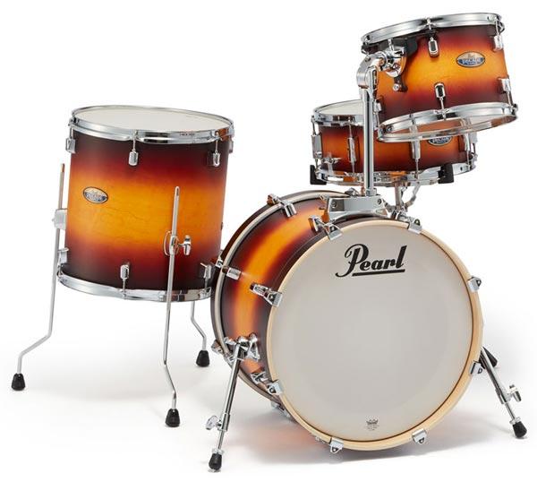 Pearl 《パール》 DMP984P/C #225 + DMP1007T/C + TH900I/C [Decade Maple Bop Club Kit / Classic Satin Amburst] 【数量限定!お値段据え置き10タム&ホルダープレゼント!】
