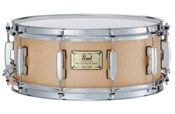Pearl 《パール》 TNF1455S/C [TYPE 2 (4ply / 3.6mm)] THE Ultimate Shell Snare Drums supervised by 沼澤尚