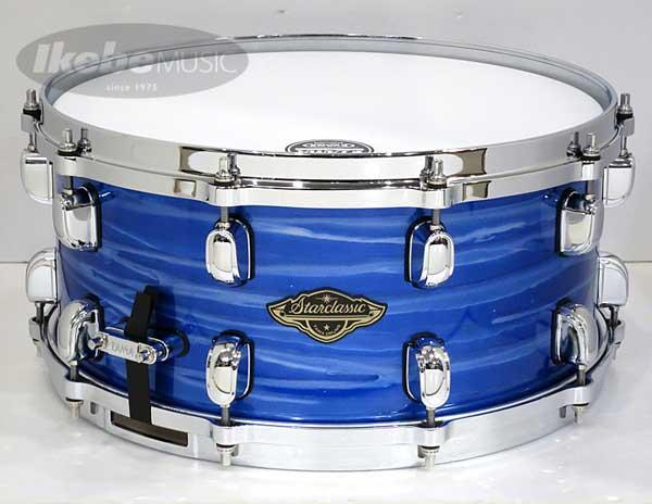 愛用  TAMA《タマ》 WBSS65-LOR Ripple] [Starclassic Walnut/Birch Blue 14