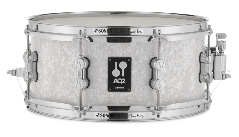 SONOR 《ソナー》 AQ2-1306SDW #WHP [AQ2 Series Maple Snare Drum 13