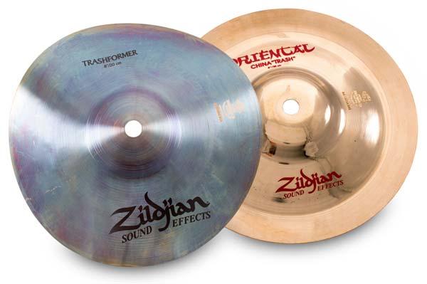 Zildjian/FX 《ジルジャン》 Config Stack PCS001 / FX Trashformer 8