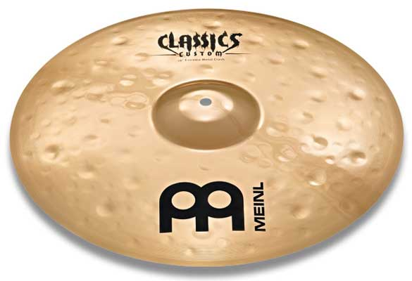 MEINL 《マイネル》 CC16EMC-B [Classics Custom Extreme Metal Crash 16