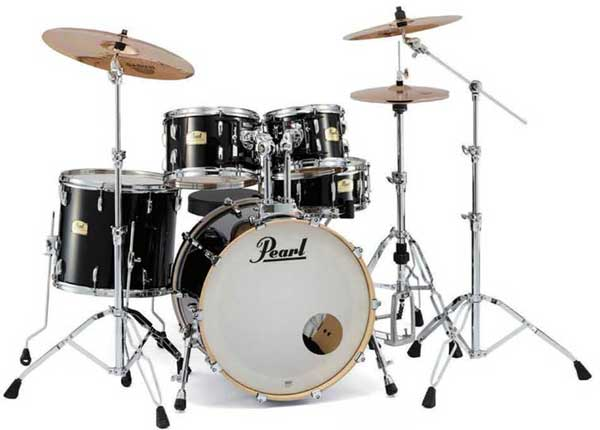 "Pearl 《パール》 SSC925S/C-DXR [Session Studio Classic Standard / with SABIAN""XSR""Cymbal] 【お取り寄せ品】"