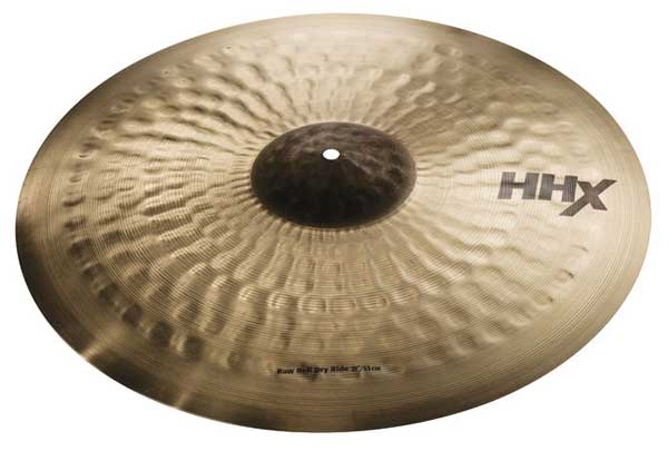 SABIAN 《セイビアン》 HHX-21RDR [HHX Raw Bell Dry Ride 21