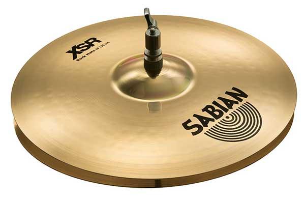 SABIAN 《セイビアン》 XSR-14RH-B [XSR Rock Hats 14