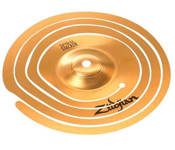 """Zildjian/FX 《ジルジャン》 Spiral Stacker 10"""" [NAZL10FXSPL]【NAMM2015 / Zildjian】"""