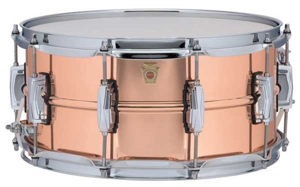 "Ludwig 《ラディック》 LC662 [Copper Phonic Snare Drum / 14""×6.5""]"