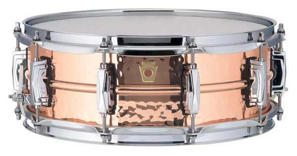 "Ludwig 《ラディック》 LC660K [Copper Phonic Series / Hammered Shell / 14""×5""]"