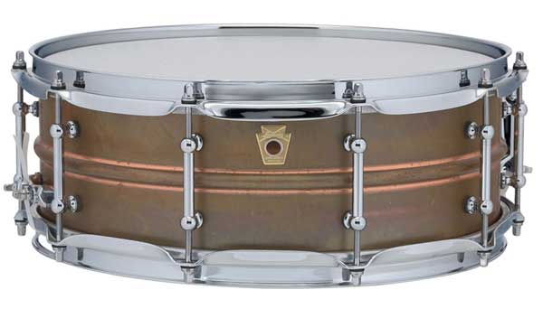"Ludwig 《ラディック》 LC661T [Copper Phonic Snare Drum / Tube Lugs / 14""×5""]"