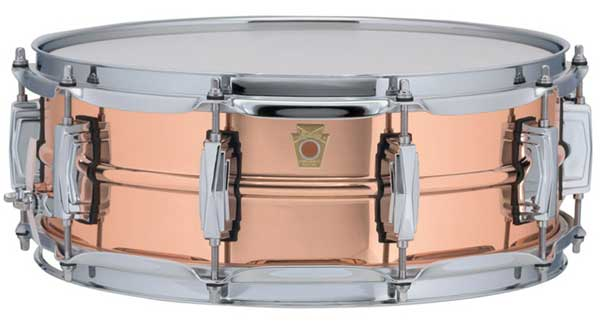"Ludwig 《ラディック》 LC660 [Copper Phonic Series / 14""×5""]"