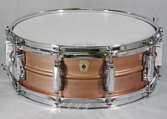 "Ludwig 《ラディック》 LC661 [Copper Phonic Snare Drum / 14""×5""]"