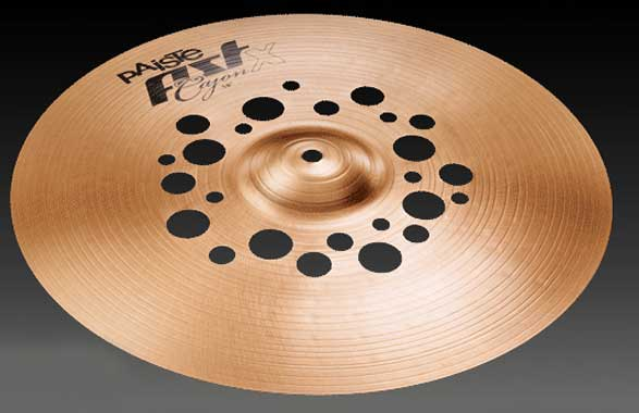 PAiSTe 《パイステ》 PST-X Cajon Crash 16
