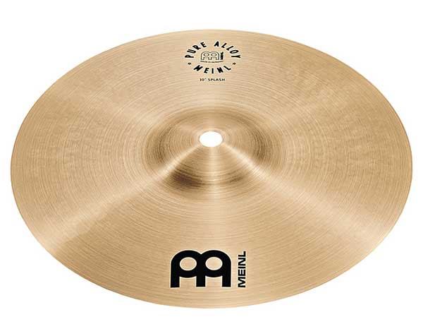 MEINL 《マイネル》 PA10S [Pure Alloy Series / Splash 10