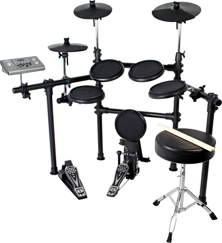 MEDELI 《メデリ》 DD-504J DIY KIT / Black [MEDELI Digital Drum]【お取り寄せ品】