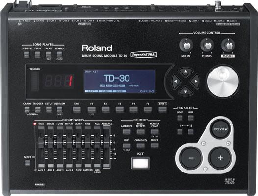 Roland 《ローランド》 TD-30【お取り寄せ品】【oskpu】