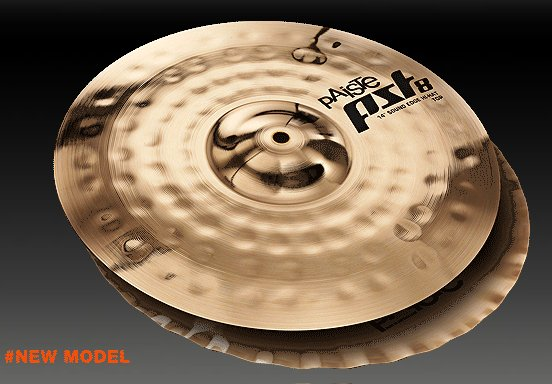 PAiSTe 《パイステ》 PST-8 Sound Edge Hihat 14
